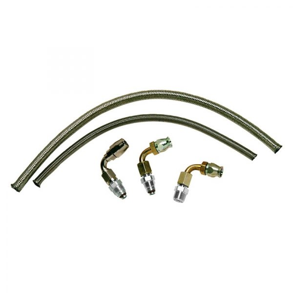 Borgeson® - Power Steering Hose Kit