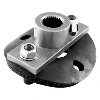 Borgeson® - OEM Style Half Rag Joint Steering Coupler