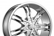 BORGHINI® - B14 Chrome
