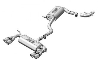 Borla® - Cat-Back Exhaust System