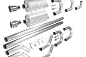 Borla® 10512 - Stainless Steel Hot Rod Kit