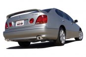 Borla® - Stainless Steel Rear Section Exhaust System (Split Rear Exit)