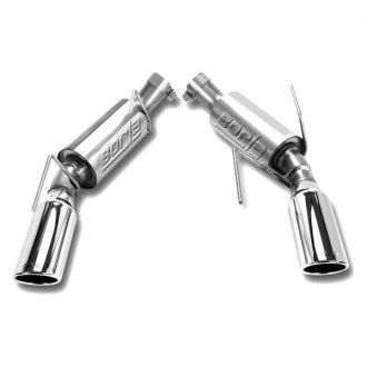Borla® - S-Type™ Stainless Steel Single Exhaust System