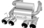 Borla® - Stainless Steel Exhaust System