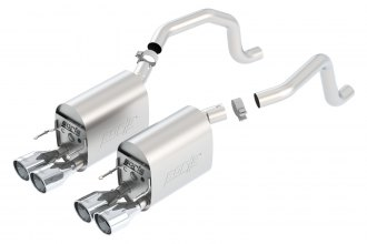 Borla® - S-Type II™ Stainless Steel Cat-Back Exhaust System