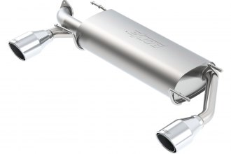 Borla® - Touring™ Rear Section Exhaust System