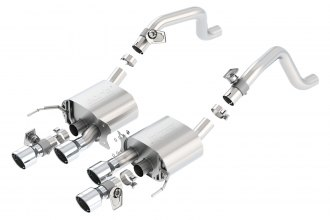 Borla® - S-Type™ Rear Section Exhaust System