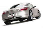 Borla® - Stainless Steel Cat-Back Exhaust System (Dual Center Rear Exit)