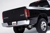 Borla® - Touring™ Stainless Steel Cat-Back Exhaust System (Single Side Exit)