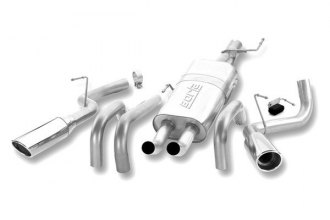Borla® - S-Type™ Stainless Steel Cat-Back Exhaust System