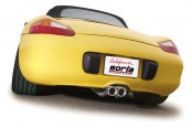 Borla® - S-Type™ Stainless Steel Cat-Back Exhaust System (Dual Center Rear Exit)