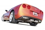 Borla® - S-Type™ Stainless Steel Exhaust System - Split Rear Exit