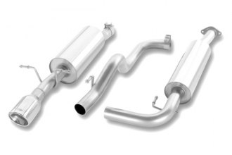Borla® 140138 - S-Type™ Stainless Steel Cat-Back Exhaust System (Single Left Rear Exit)