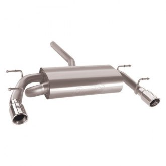 Borla® - S-Type™ Stainless Steel Single Cat-Back Exhaust System