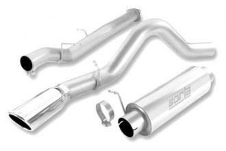 Borla® - Stainless Steel Diesel Cat-Back Exhaust System
