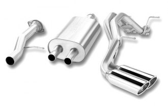 Borla® - Touring™ Stainless Steel Cat-Back Exhaust System