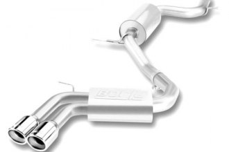 Borla® 140248 - Stainless Steel Cat-Back Exhaust System (Dual Left Rear Exit)