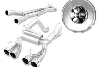 Borla® 140265 - Stainless Steel Cat-Back Exhaust System (Split Rear Exit)