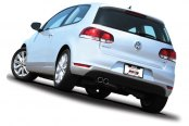 Borla® - Stainless Steel Dual Cat-Back Exhaust System