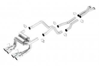 Borla® - ATAK™ Stainless Steel Exhaust System