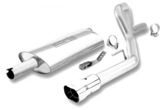 Borla® - Stainless Steel Cat-Back Exhaust System
