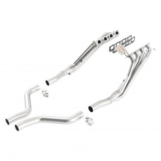 Borla® - XR-1™ Stainless Steel Long Tube Exhaust Header