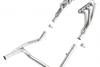 Borla® - XR-1™ Stainless Steel Long Tube Header