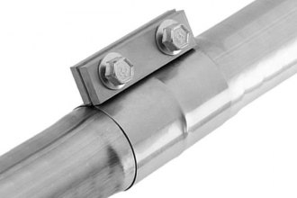 Borla® - Stainless Steel Band Clamps