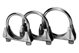 Borla® - Stainless Steel Saddle Clamps