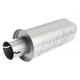 Borla® - S-Type™ Stainless Steel Round Exhaust Muffler