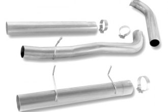 Borla® - XR-1™ Stainless Steel Diesel Downpipe