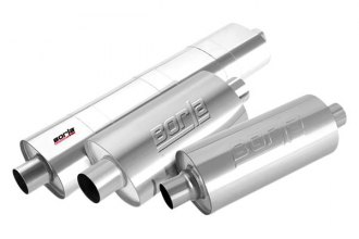 Borla® - XR-1™ Multicore Stainless Steel Race Muffler