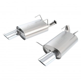 Borla® - Touring™ Stainless Steel Axle-Back Exhaust System with Split Rear Exit