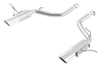 Borla® - ATAK™ Stainless Steel Axle-Back Exhaust System