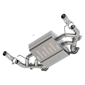 Borla® - S-Type™ Stainless Steel Axle-Back Exhaust System with Split Rear Exit
