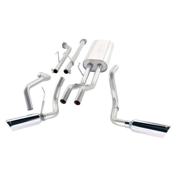 2007 Toyota Tundra Performance Exhaust Systems Carid