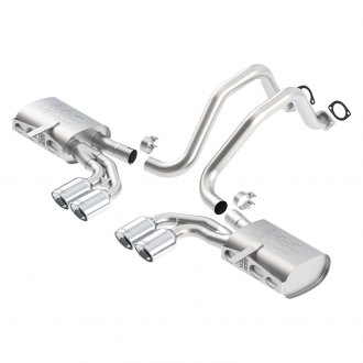 Borla® - ATAK™ Stainless Steel Cat-Back Exhaust System