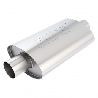 Borla® - XR-1™ Oval Sportsman Racing Exhaust Muffler