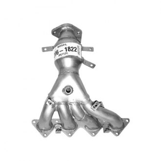 Bosal® - Exhaust Manifold with Integrated Catalytic Converter