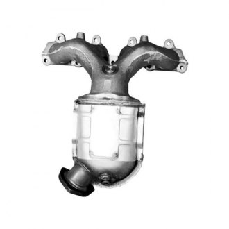 Bosal® - Direct Fit Premium Load Manifold with Integrated Catalytic Converter