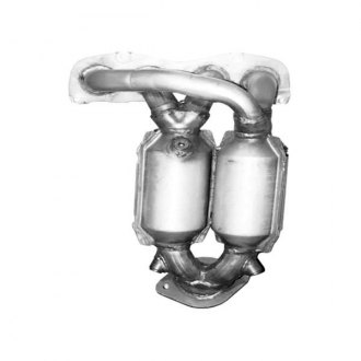 Bosal® - Manifold with Integrated Federal Catalytic Converter