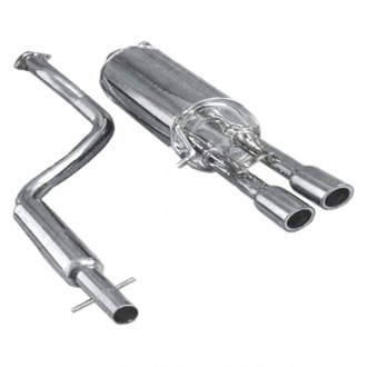 Bosal® - BroSpeed™ Cat-Back Exhaust System