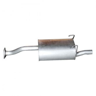 Acura Integra Replacement Mufflers Resonators CARiDcom - 1990 acura integra muffler