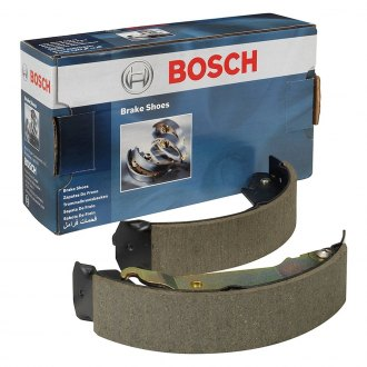Bosch® - Blue Rear Drum Brake Shoes