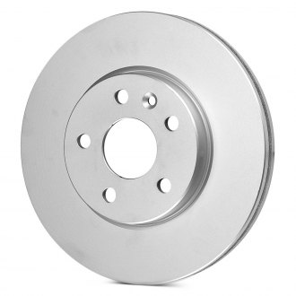 Bosch® - QuietCast™ Premium 1-Piece Rear Brake Rotor