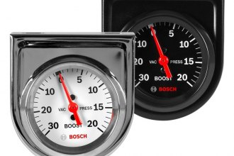 "Bosch® - 2"" Mechanical Vacuum / Boost Gauge"