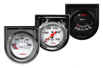 "Bosch® - 2"" Oil / Water Temperature Gauge"