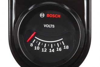 "Bosch® SP0F000035 - 2"" CustomLine™ Electrical Voltmeter Gauge"