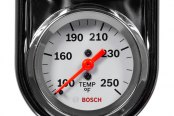"Bosch® - 2"" StyleLine™ Chrome Mechanical Oil / Water Temperature Gauge"