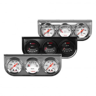 Bosch® - Style Line™ Mini Triple Gauge Kit